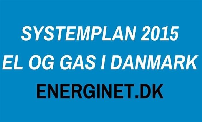 Energinet.dk udgiver Systemplan 2015 - Hydrogen Valley